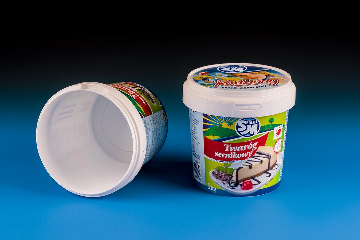 Szeroko pojęte stosowanie technologi etykietowania w procesie wtrysku.